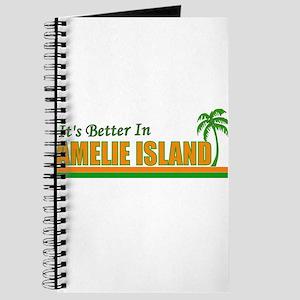 It's Better in Amelie Island, Journal