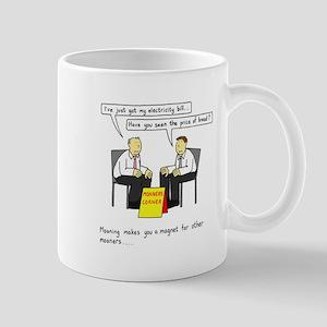 Moaner's Corner. Mug