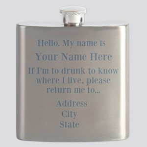 Drinking Shirt Flask