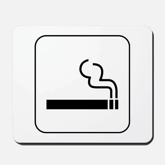 Smoking Permitted Mousepad
