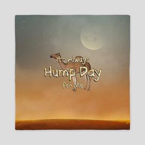 Hump Day Queen Duvet