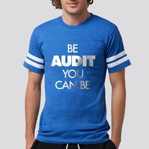 Be Audit You Can Be Mens Football Shirt
