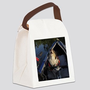 Full Stop! Canvas Lunch Bag