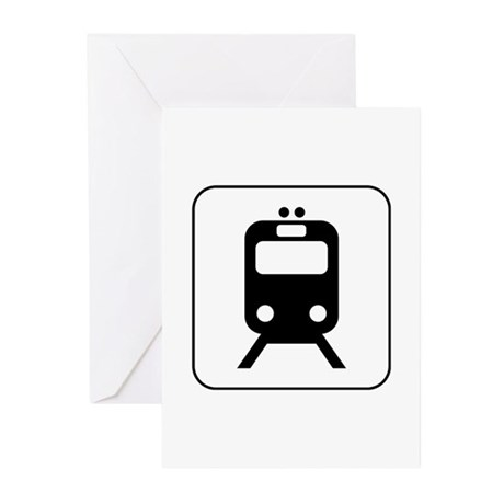 Subway Greeting Cards (Pk of 10)