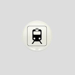 Subway Mini Button