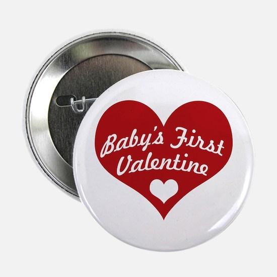 Baby Valentine Button