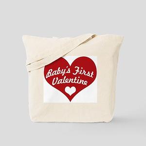 Baby Valentine Tote Bag
