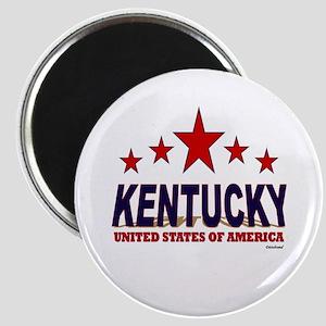 Kentucky U.S.A. Magnet