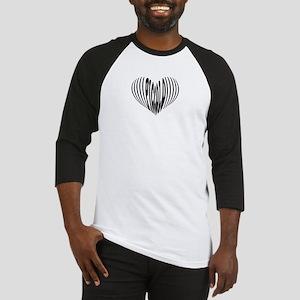 Piccolo Heart Baseball Jersey