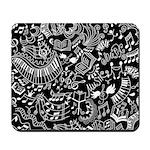 Music Teacher Doodles Gift Mousepad