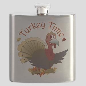 Turkey Time Flask