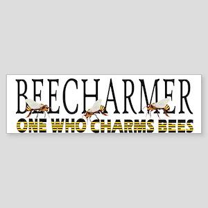 BEECHARMER Bumper Sticker