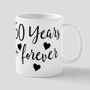 60th Anniversary Couples Gift Mugs