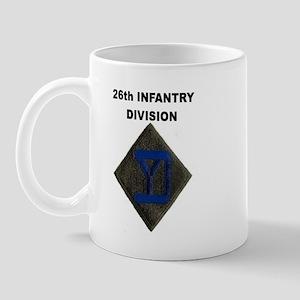 26TH INFANTRY DIVISION Mug