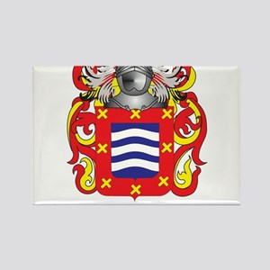 Marinucci Coat of Arms - Family Crest Rectangle Ma