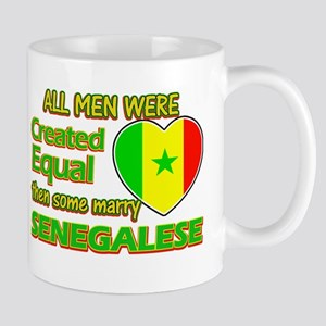 Senegalese wife designs Mug