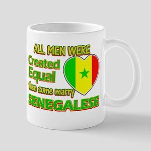 Senegalese wife designs Mug