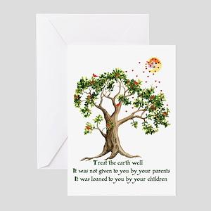 Kenyan Nature Proverb Greeting Cards (Pk of 10)