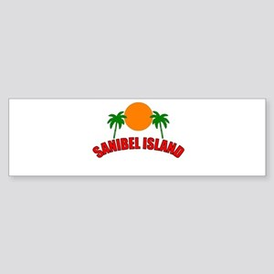 Sanibel Island, Florida Bumper Sticker