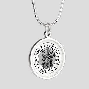 Odin Rune Shield Necklaces