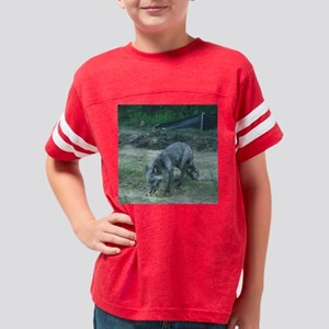 FoxChew1010 Youth Football Shirt