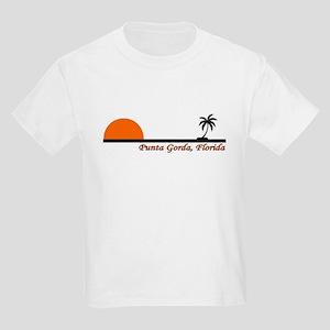 Punta Gorda, Florida Kids T-Shirt