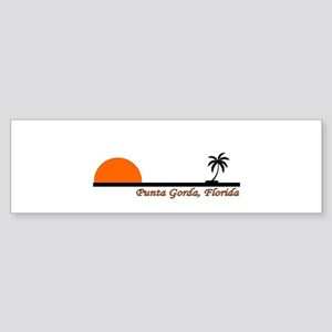 Punta Gorda, Florida Bumper Sticker