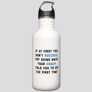 Try Doing What Your Co Stainless Water Bottle 1.0L