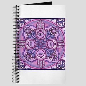 Hand of Fatima Mandala Journal