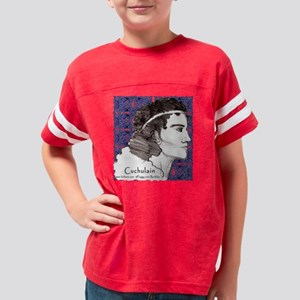 Cuchulain-Hound of ... Youth Football Shirt