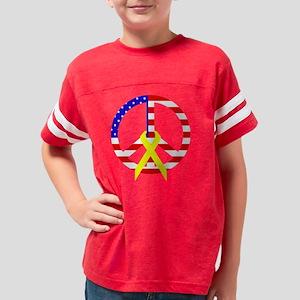 flag1 Youth Football Shirt
