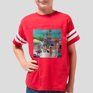 Baby-Square Youth Football Shirt