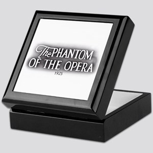 The Phantom of the Opera 1925 Keepsake Box