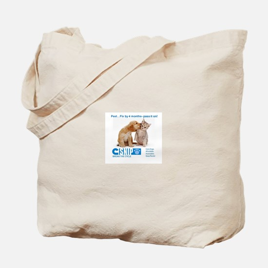 FIX BY 4 Tote Bag