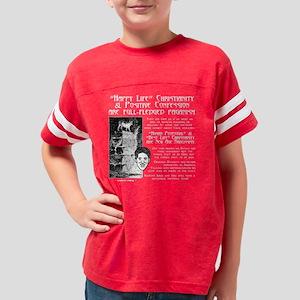 idolatry01b_regblack Youth Football Shirt