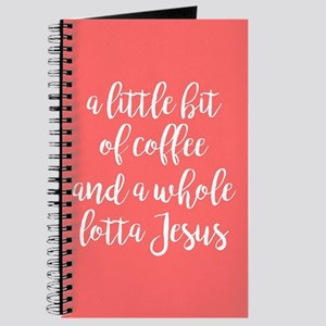 A Little Bit of Coffee and a Whole Lotta J Journal