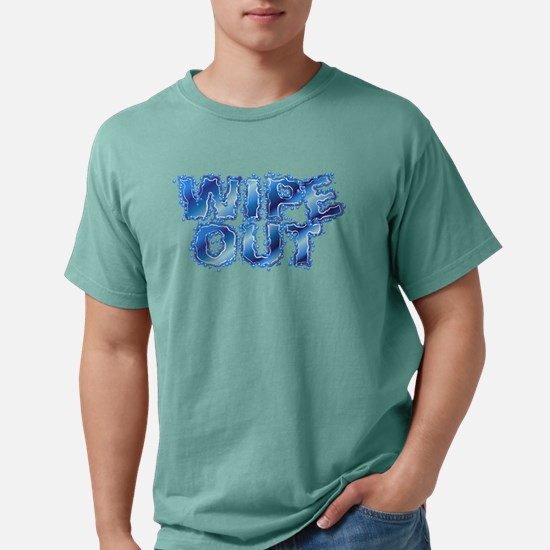 Unique Wiping outs Mens Comfort Colors Shirt