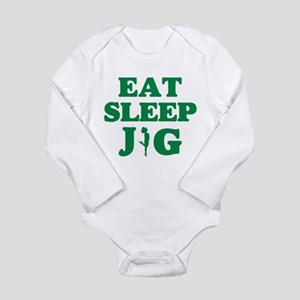 EAT SLEEP JIG Body Suit