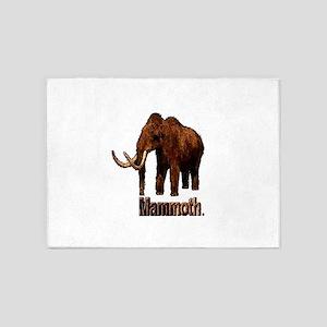 mammoth 5'x7'Area Rug