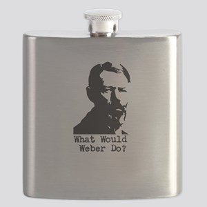 What Would Max Weber Do? Flask