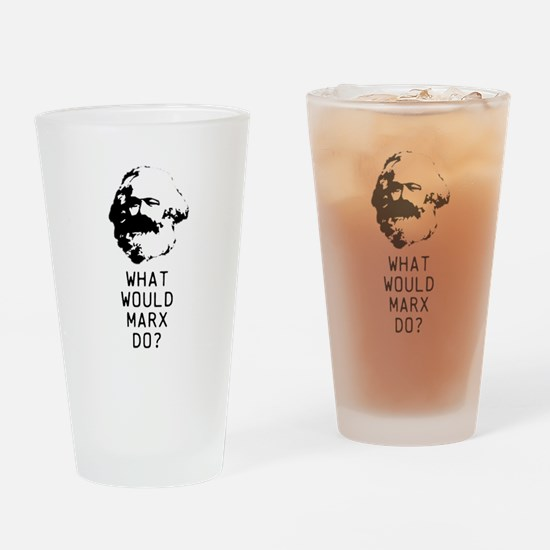 What Would Max Weber Do? Drinking Glass