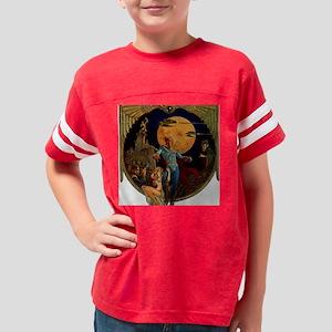 Sci-Fi Hero Youth Football Shirt