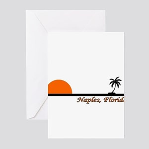 Naples, Florida Greeting Cards (Pk of 10)