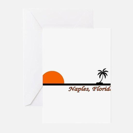 Naples, Florida Greeting Cards (Pk of 10)