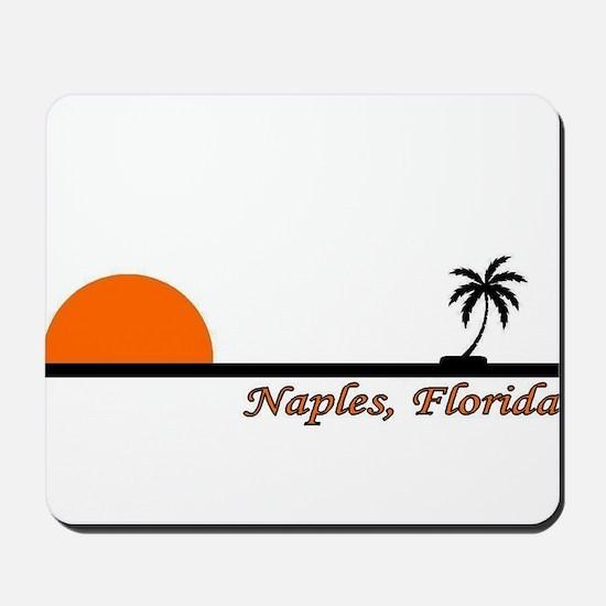 Naples, Florida Mousepad