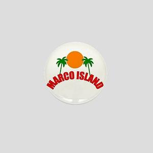 Marco Island, Florida Mini Button