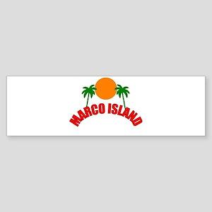 Marco Island, Florida Bumper Sticker