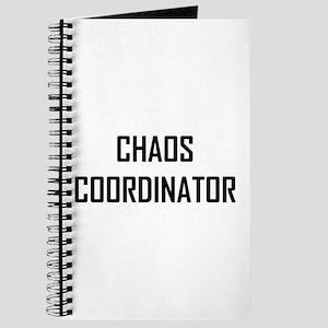 Chaos Coordinator Journal