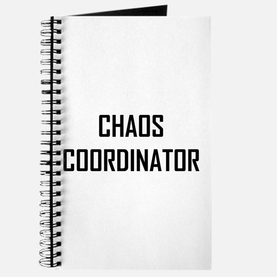 Chaos Coordinator Journal
