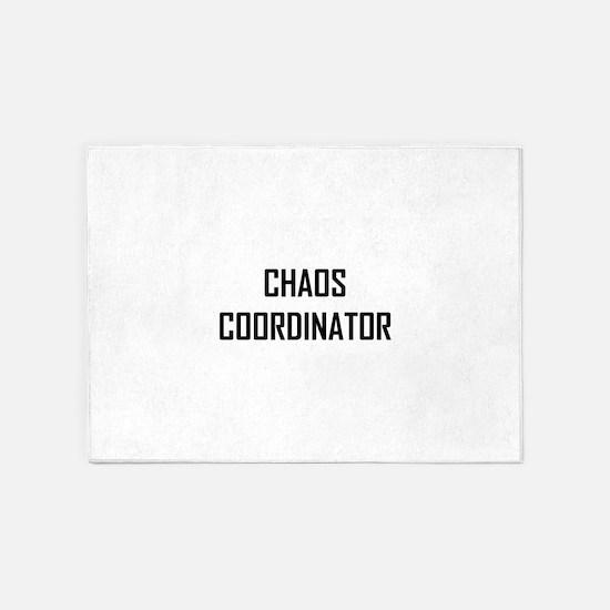 Chaos Coordinator 5'x7'Area Rug